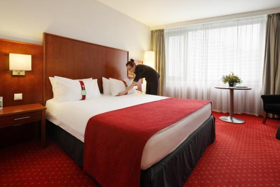 Holiday Inn Moscow Sokolniki: Executive king room