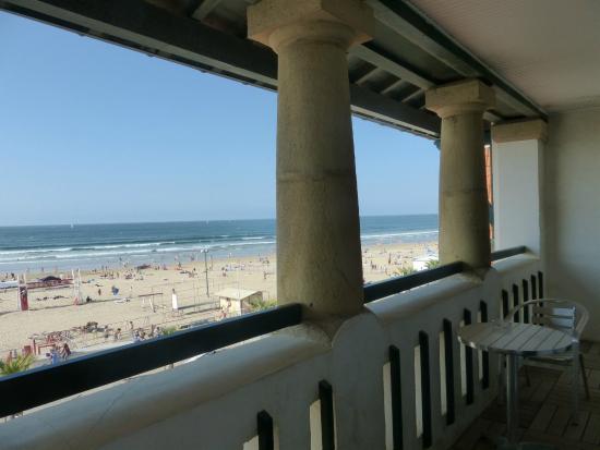 Hotel Lafon : Le balcon