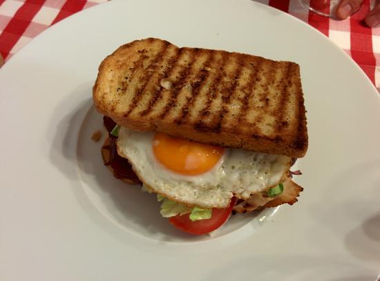 la bettola di piero: Club Sandwich