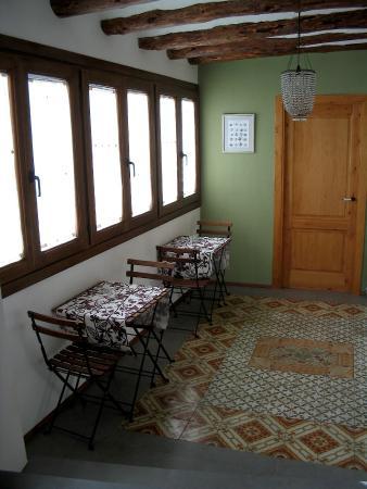 Casa Miret: Comedor