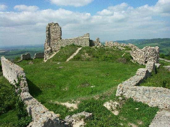 Senica, Eslovaquia: hrad