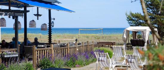 Ljugarns Strandcafe & Restaurang