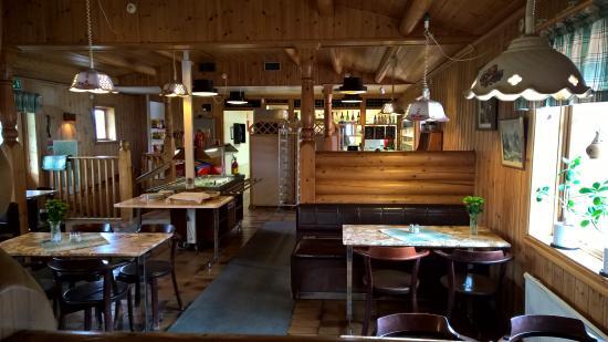 Restaurang folkhemmet