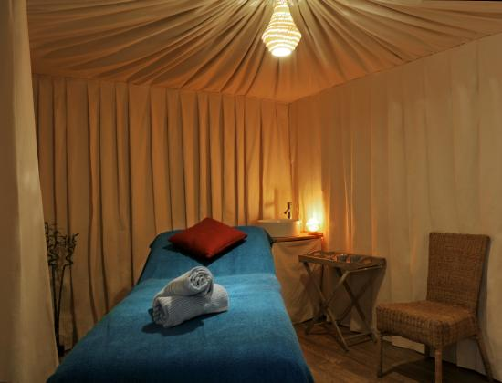 Braunton, UK: Bedouin Room
