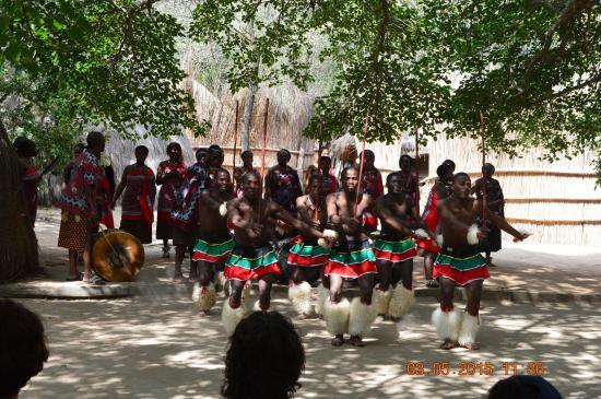 Matsamo Cultural Village: en pleine action