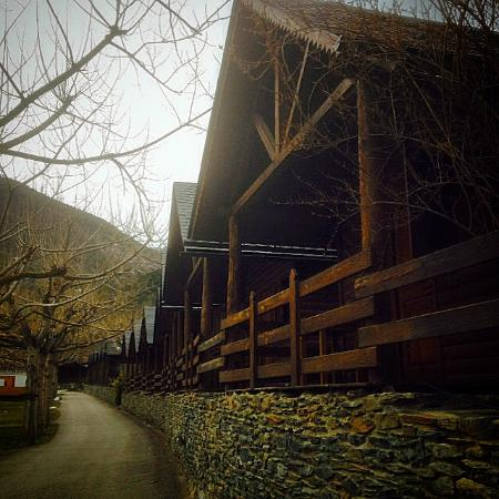 Camping La Borda del Publill: Bungalows