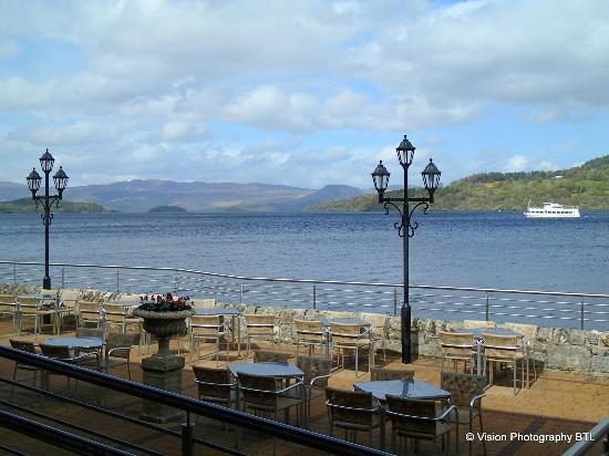 Duck Bay Hotel Scotland