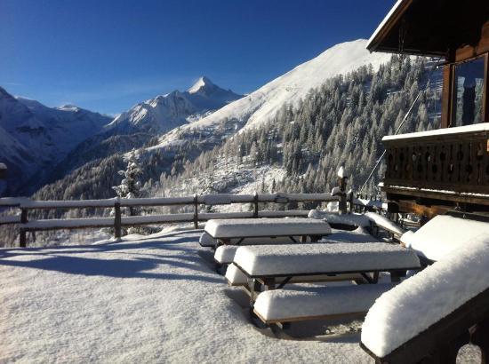 Alpengasthaus Glocknerblick: ... Winter