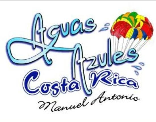 Aguas Azules Parasailing & Watersports Tours: Official Logo