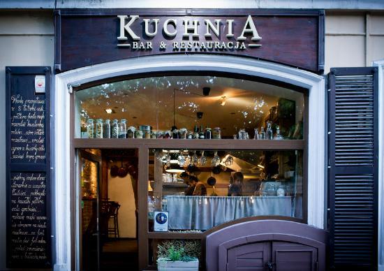 Kuchnia Bar Restauracja Bydgoszcz Recenzje Restauracji