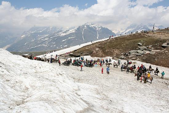 Rohtang P Awesome Place To Visit