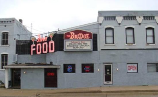 The Bridge Restaurant Lounge Dubuque Menu Prices Reviews Tripadvisor