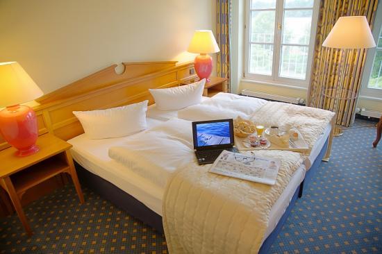 Seehotel Zeuthen: Doppelzimmer