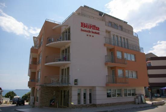 Hotel Restaurant Berlin Beach