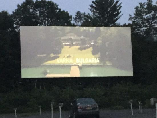Queensbury, NY: Fun at the Drive In