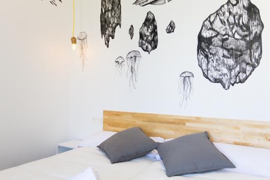 Rodamón Barcelona Hostel: Superior Double Room