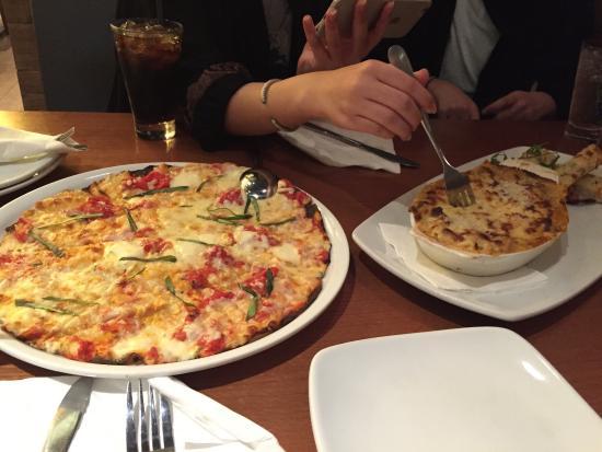 California Kitchen Pizza Hours