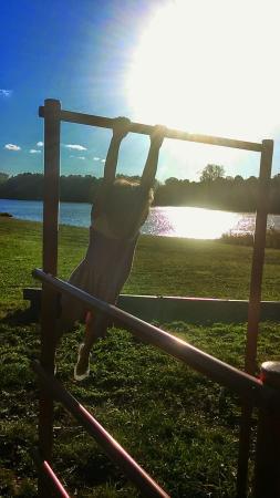 Hangin around at the Lake!
