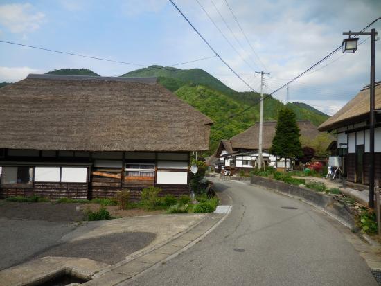 Maezawa Magariya Shuraku : 集落2