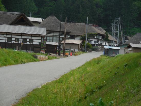 Maezawa Magariya Shuraku : 集落3