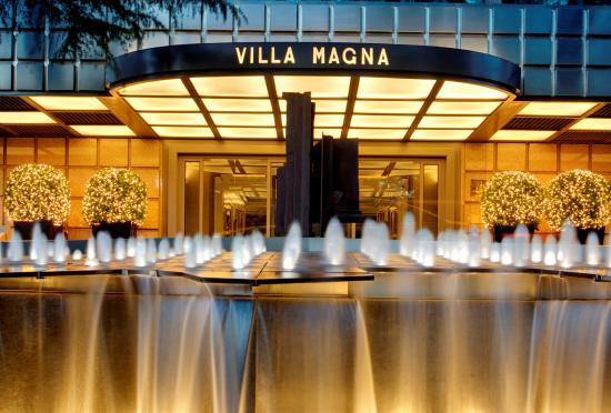 Hotel villa magna updated 2017 prices reviews madrid - Villamagna hotel madrid ...