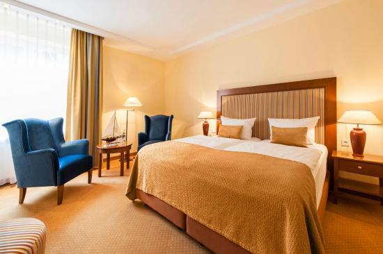 Hotel Birke: Doppelzimmer