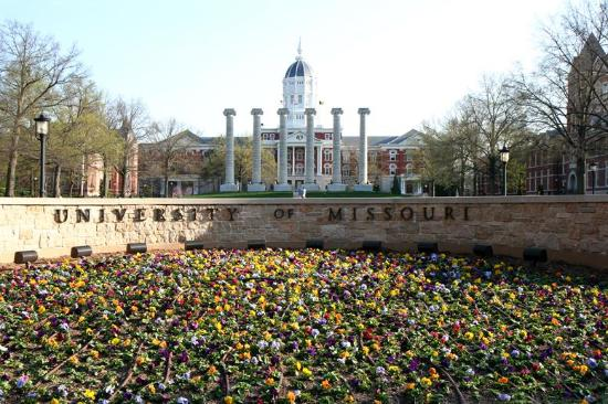 Columbia, MO: University of Missouri by Patrice Raplee