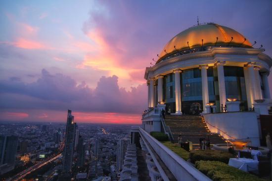 曼谷天空酒吧