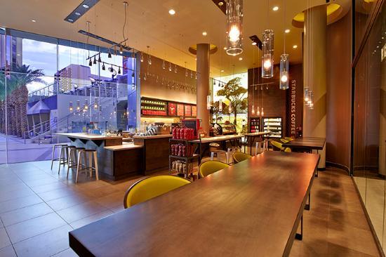 Elara By Hilton Grand Vacations Starbucks
