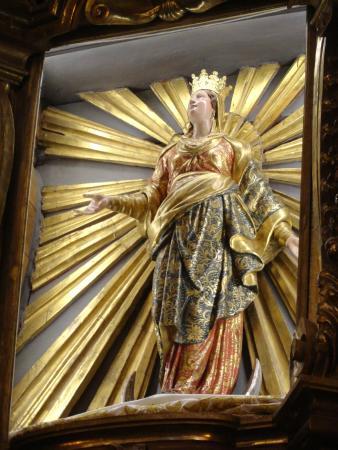 Grotte di Castro, Italie : La Madonna del Suffragio