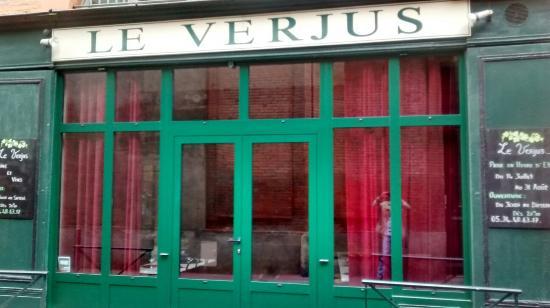 Le Verjus