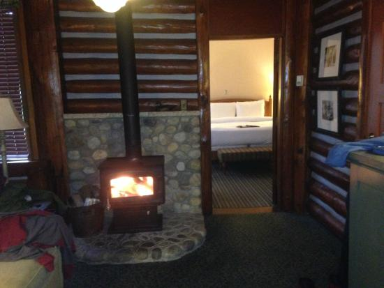 King Suite With Wood Burning Fireplace Picture Of Fairmont