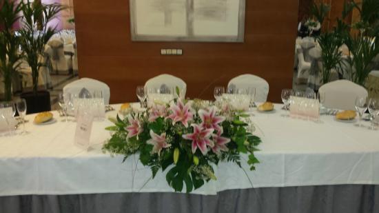 Hotel Ibb Recoletos Coco Salamanca: Salon banquetes