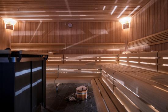 Kết quả hình ảnh cho Spa sauna