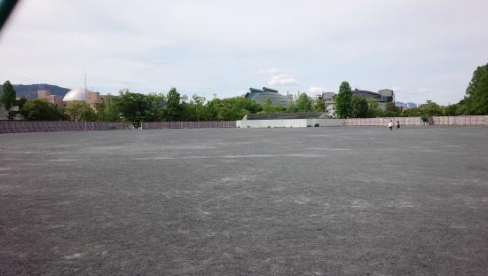 Former Hiroshima Municipal Stadium