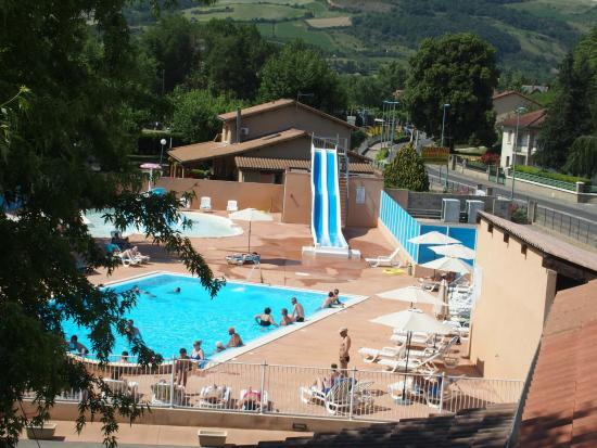 Camping du viaduc millau france aveyron campground for Camping aveyron avec piscine