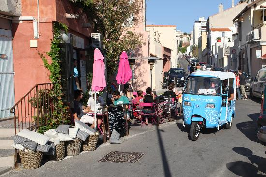 ‪Tuk in Marseille‬