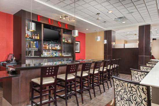 Fuse Bar Amp Lounge Picture Of Holiday Inn Hamilton