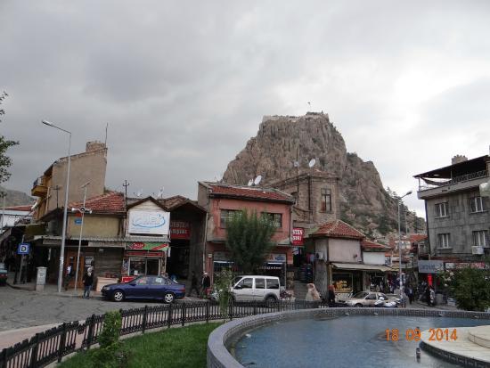 Afyonkarahisar Province, Turkey: Karahisar Kalesi