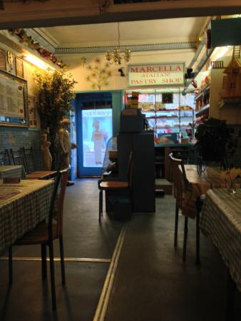 Marcella Italian Restaurant Edinburgh