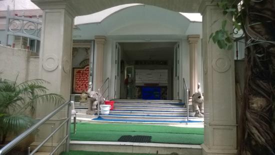 Paras Dham Temple