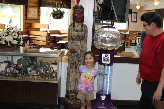 A Lovely Little Indian Princess Picture Of The Little Princess Cherokee Tripadvisor