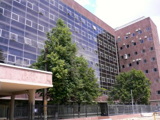 Tsentrosoyuz Building