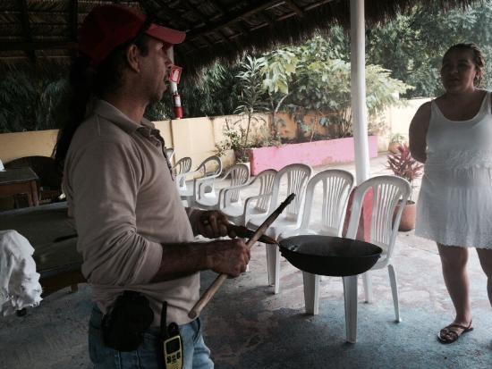 Arasha Tropical Rainforest Resort & Spa: Taller del café