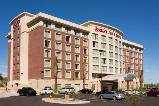 Drury Inn Suites Phoenix Tempe Az Hotel Reviews