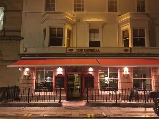 The Imperial Public House: Open and ready to go