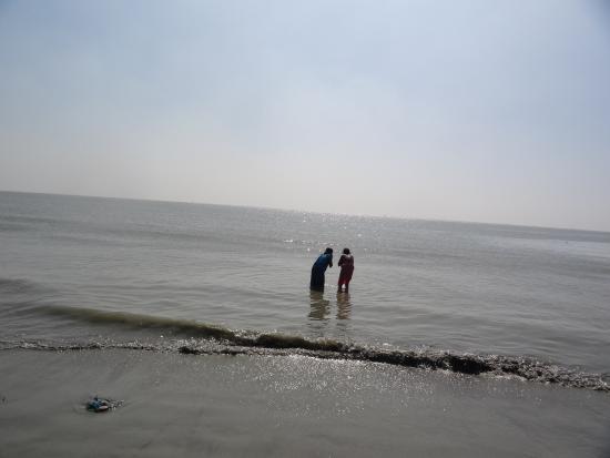 Sagar Island, India: At Gangasagar