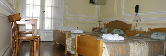 Hotel Lion d'Or: Habitacion