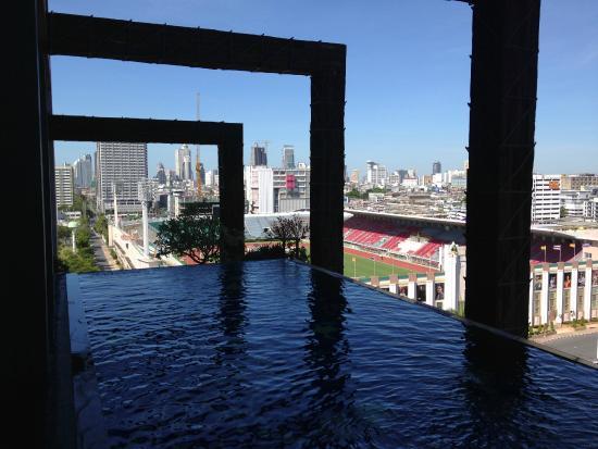 Amazing pool picture of siam siam design hotel bangkok for Siam design hotel