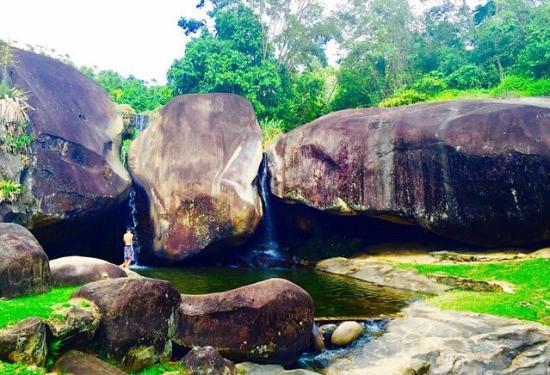 Bom Jardim Waterfall